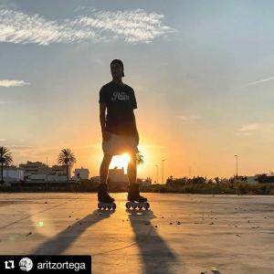 #Repost @aritzortega (@get_repost) ・・・ - Usa el código ARITZ-IMPULSOS2020 y obtén un descuento en todo lo que compres a través de nuestra web www.impulsosurbanos.es - . . 📸 about time for a pic!!! Today i found this amazing abandoned place in #jerez with my new skates from @impulsosurbanos 🙏🏻🙏🏻🙏🏻. #cadiz #inline #rollerblading #inlineskate #unetealimpulso #freeskate #skateist