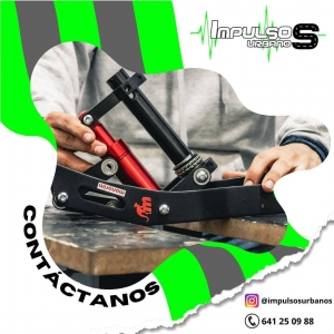 Todo lo que necesitas para tu patinete en Impulsos Urbanos! 🛴🛴👨🔧